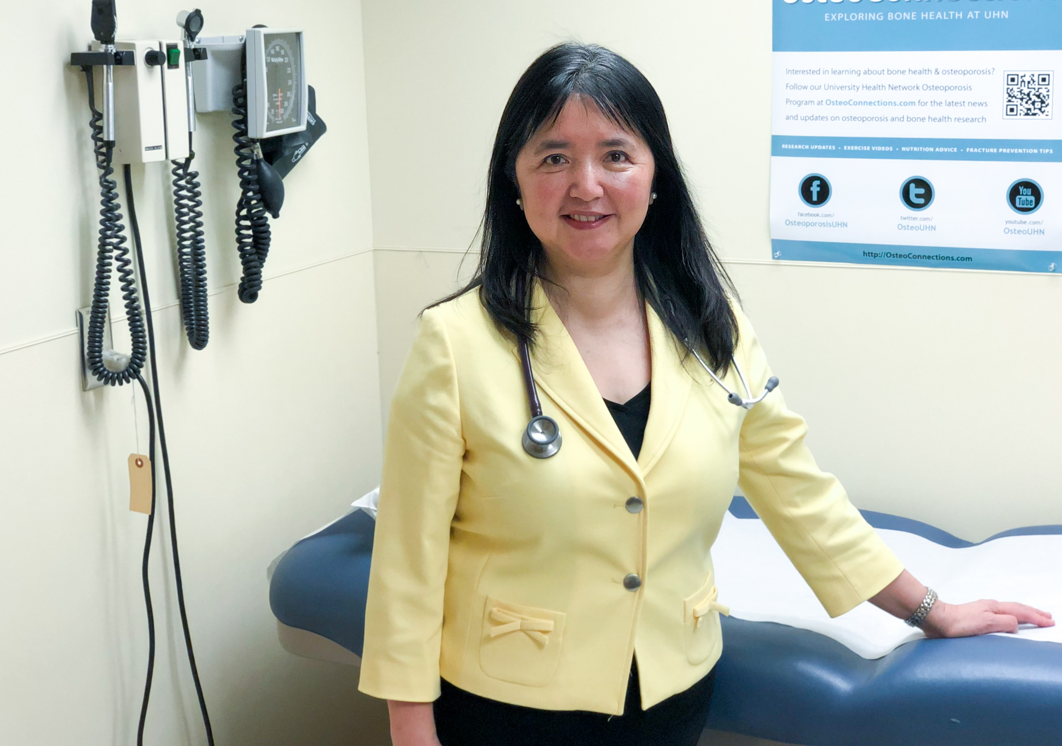 Dr. Angela Cheung, photo by Jessica Chang
