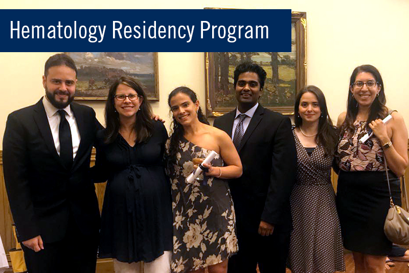 Hematology Residency Program