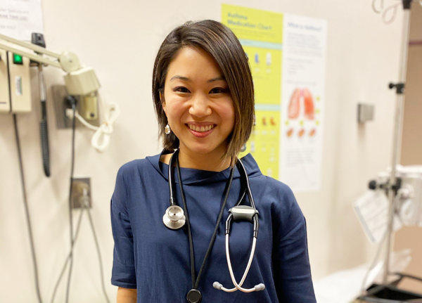 Dr. Christine Song