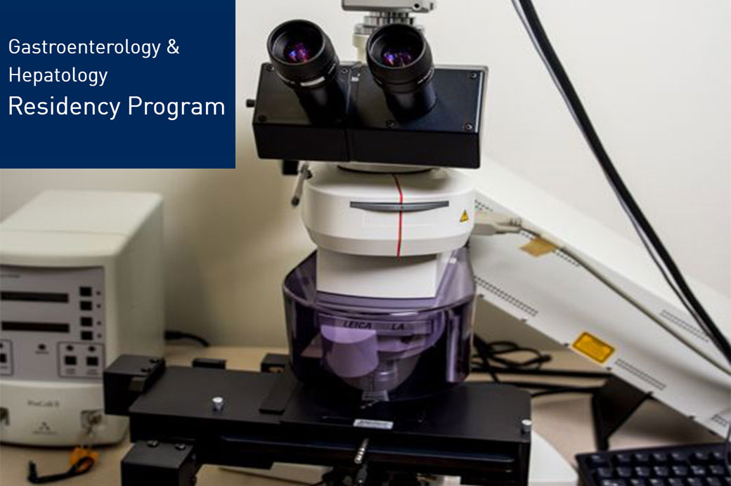 Gastroenterology & Hepatology Residency Program