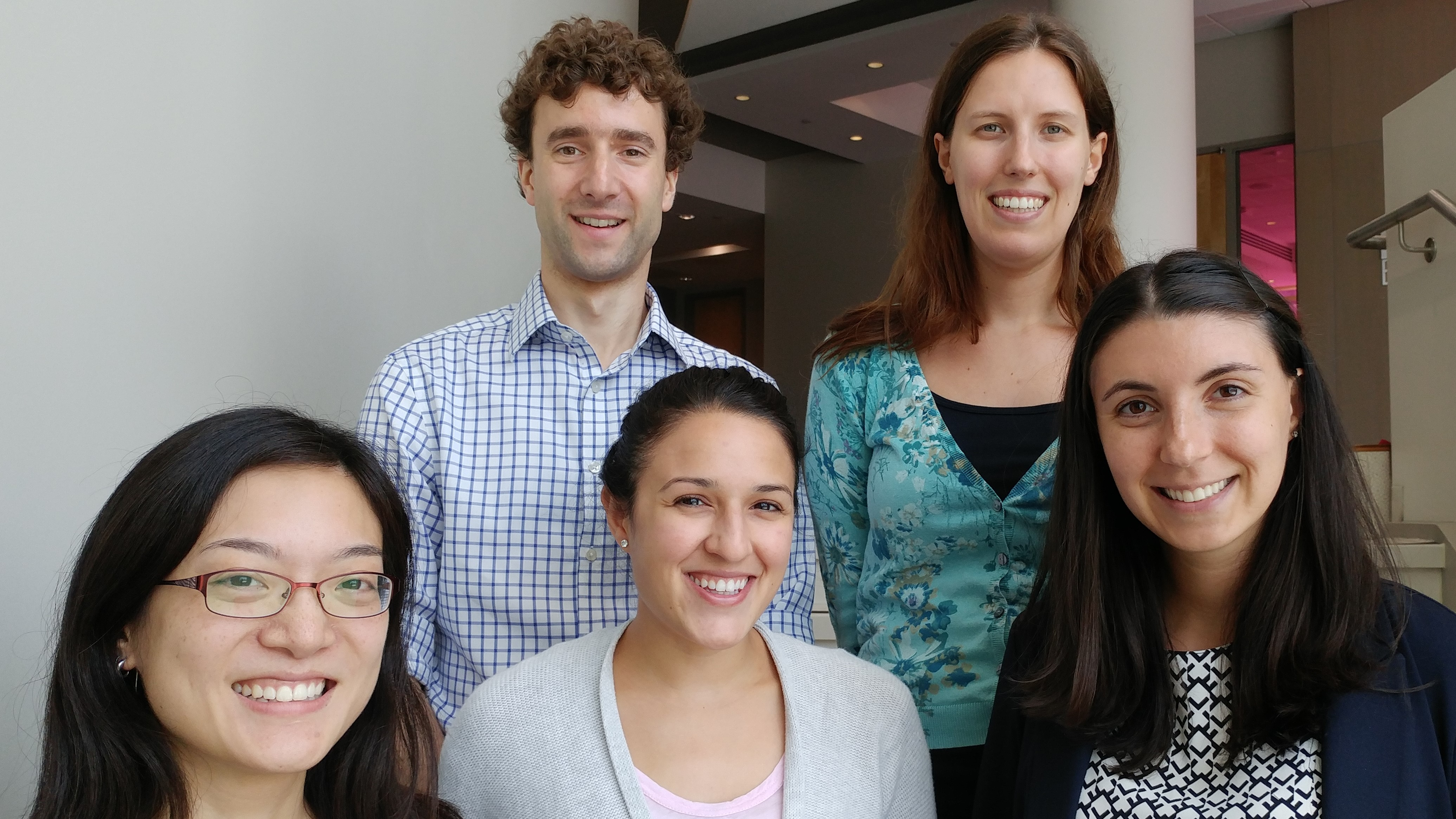 New Endo residents and Peds Endo fellows